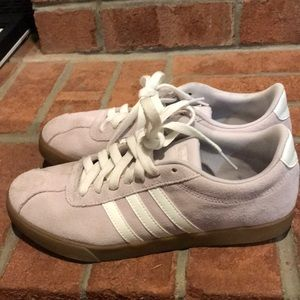 Adidas Courtset Sneakers Lilac 7.5 37.5 women